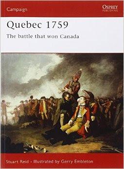 Quebec 1759: The battle that won Canada