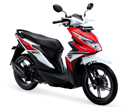 Honda All New Beat ESP Terbaru