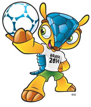 Brazil 2014 mascot