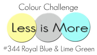 http://simplylessismoore.blogspot.com.au/2017/09/challenge-344-lime-green-royal-blue.html