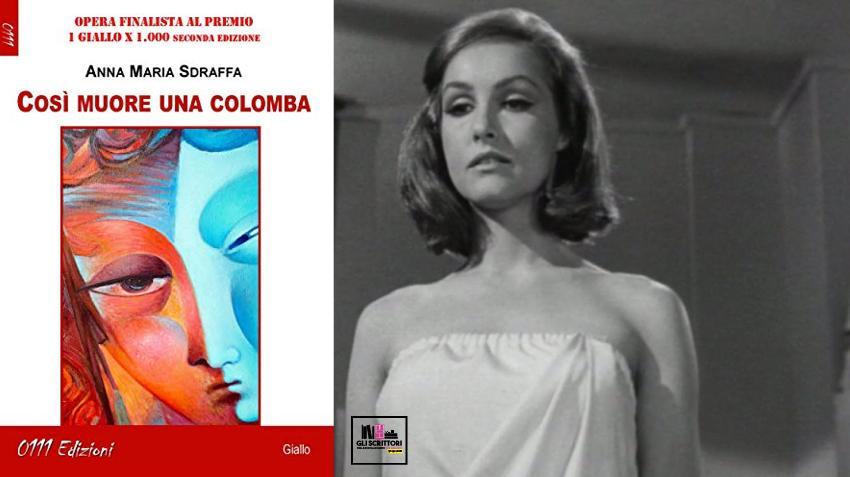 Recensione: Così muore una colomba, un giallo di Anna Maria Sdraffa
