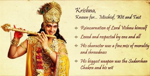 Lirik lagu mahabharata krishna book