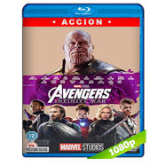 Avengers: Infinity War (2018) BDRip 1080p Audio Dual Latino-Ingles