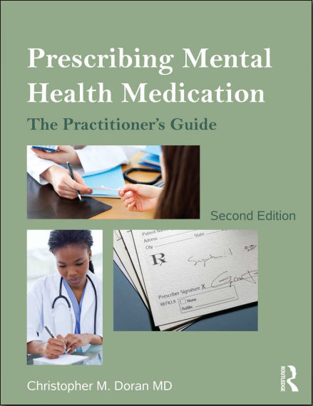 Prescribing Mental Health Medication-The Practitioner's Guide, 2nd Edition PDF (May 5, 2013)