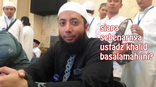 Viral, Ustad Khalid Basalamah Dilarang Ceramah oleh GP Ansor, Berikut Fakta Sebenarnya
