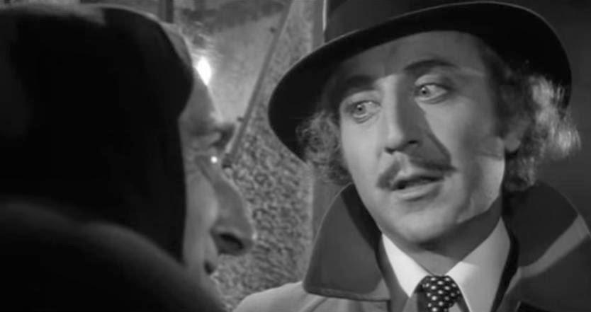 906b2d84bc62c El jovencito Frankenstein - Mel Brooks - Gene Wilder - el fancine - el  troblogdita -
