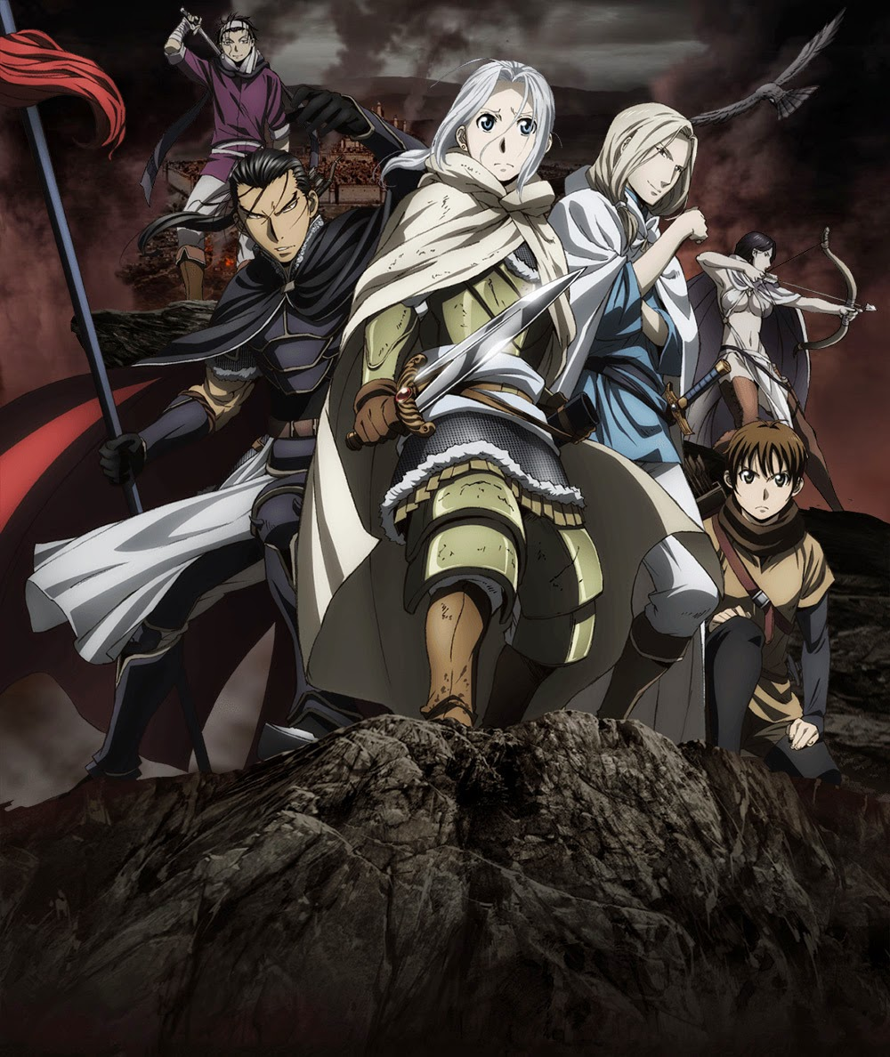 Arslan Senki | 480p | TVRip | English Subbed