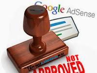 Tips jitu saat ditolak google adsense