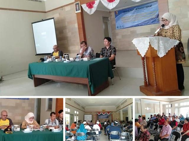 Desa Sukapura Dipilih Jadi Kampung Cyber di Kabupaten Bandung