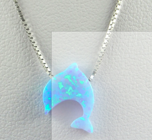 Synthetic-Opal-Dolphin-Shaped-Gemstones-Suppliers-China
