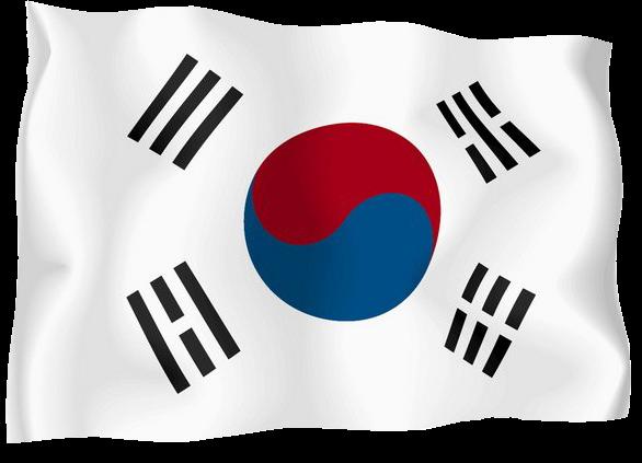99c1d2c8de A bandeira coreana é cercada de simbolismos e representações. Sua primeira  versão foi usada em 1883 e serviu como símbolo da resistência coreana  durante a ...