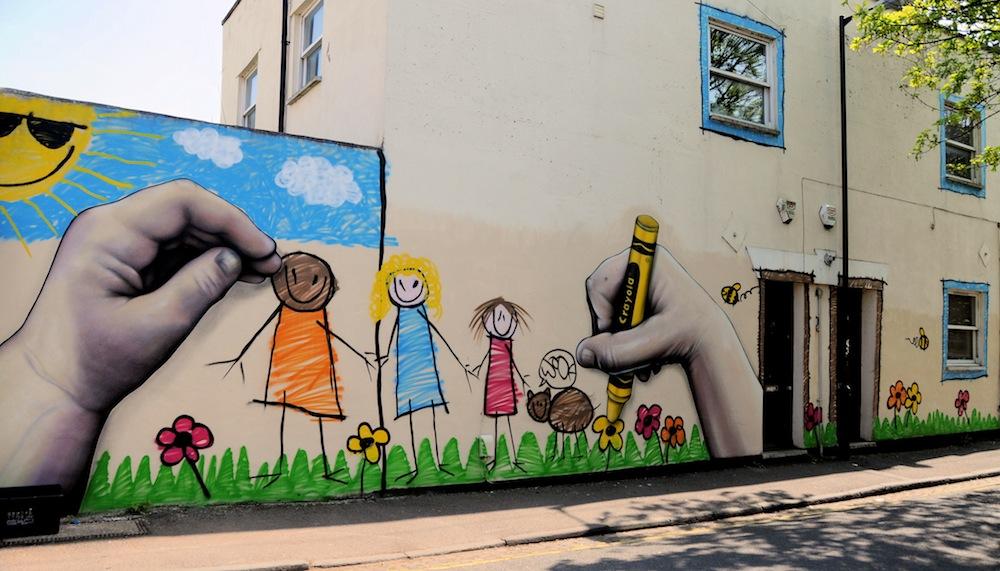 Bien-aimé It's Always Sunny on Valencia Street: Blog Spotlight - Street Art  JS92