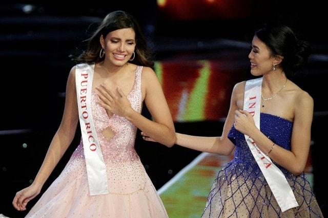 تتويج  ملكة جمال بويرتوريكو بلقب ملكة جمال العالم لعام 2016