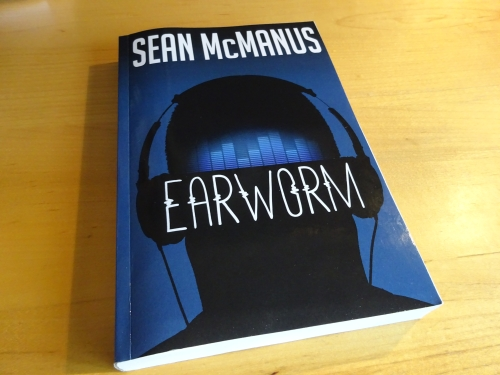 photo of the book Earworm by Sean McManus