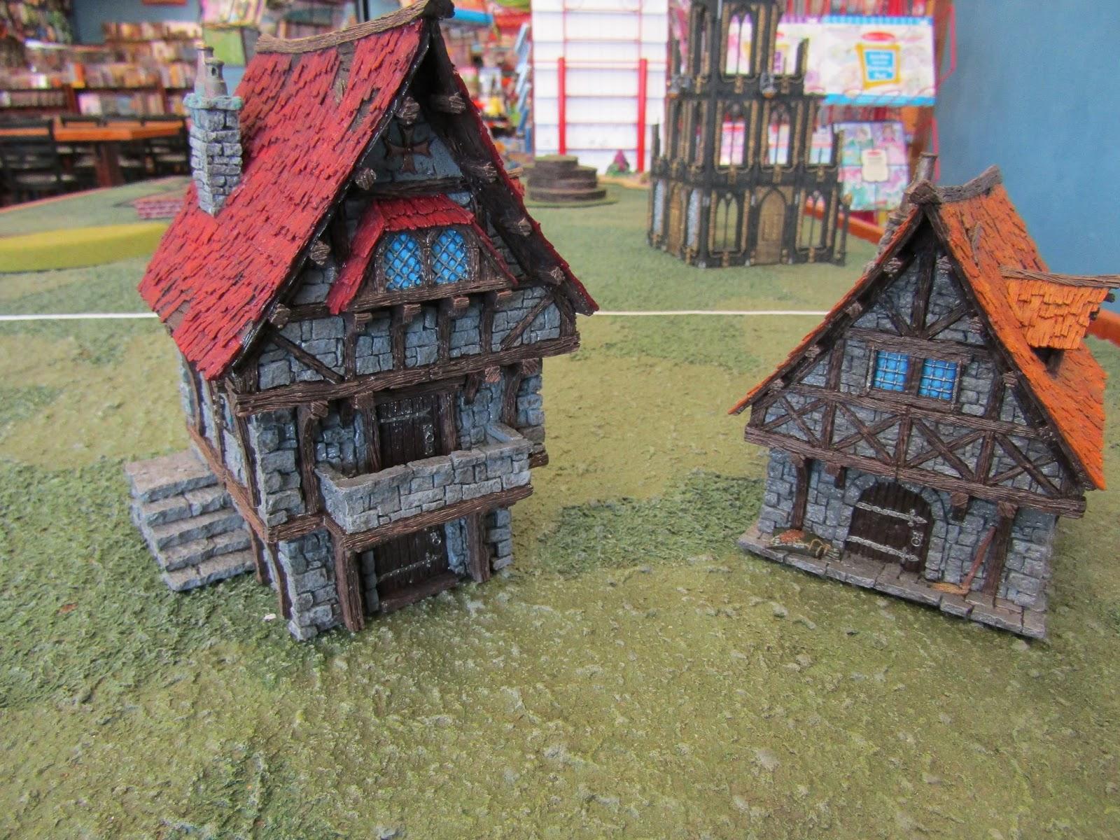 Tabletop Adventures : Medieval Fantasy Terrain - Simple