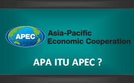 Pengertian APEC dan Anggota APEC