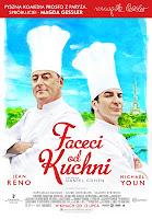 """Plakat do filmu """"Faceci od kuchni"""""""