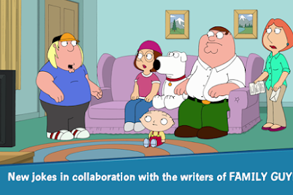Family Guy The Quest for Stuff Apk v1.76.0 Mod android Terbaru