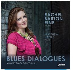 Cedille Records: Free Download of the Week: from Blues Dialogues
