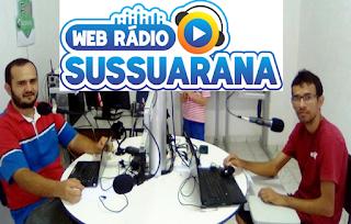 CFEM foi tema de programa de rádio na web Rádio Sussuarana de Frei Martinho