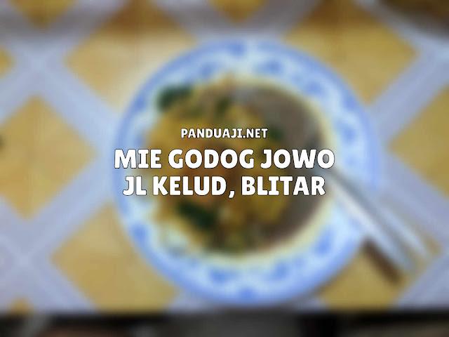 Mie Godok Jowo Anglo
