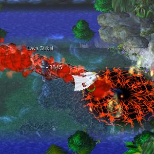 Dream One Piece 4.2 Lava Strike