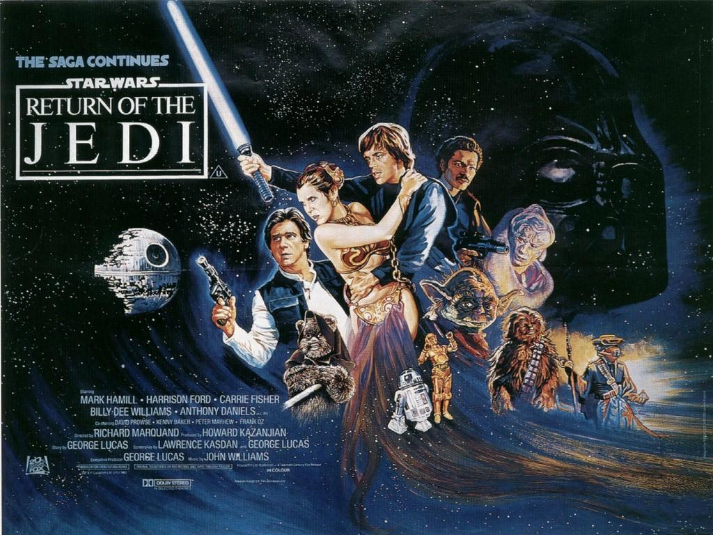 Soy leyenda: Star Wars Episodio VI: El Retorno del Jedi, de ...