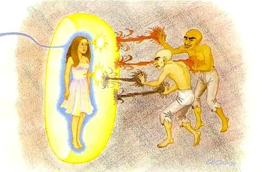 What is the Difference Between an Etheric Projection and an Astral Projection?