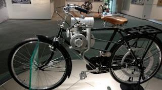 Museum Honda di Jepang, Tempat Motor Pertama Honda Sampai Sekarang