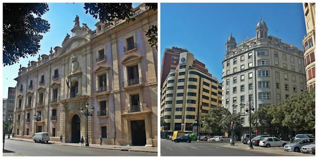 zabudowa mieszkań, rozkład i wygląd Walencja
