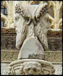 El dios del Olimpo Jano