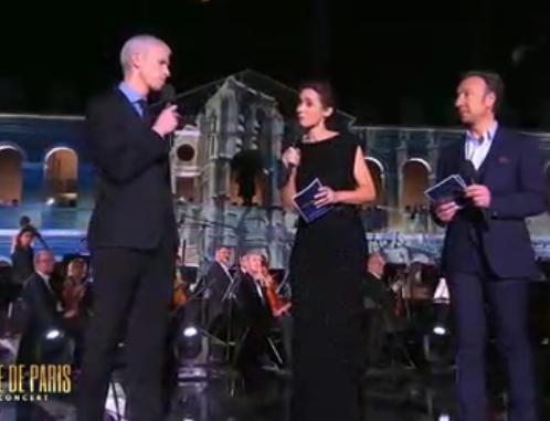 """Le ministre de la Culture Franck Riester annonce sur France 2 que """"Notre-Dame de Paris est quasi sauvée malgré quelques points sensibles sur la voûte"""""""