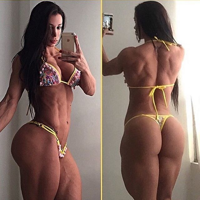 ANA COZAR, THE QUEEN OF THE FITNESS WORLD 2