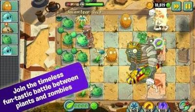 Download Plants vs Zombies Mod Apk Free Download
