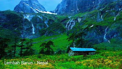 Lembah Terindah Di Dunia Yang Dapat Anda Nikmati 10 LEMBAH TERINDAH DI DUNIA YANG DAPAT Anda NIKMATI