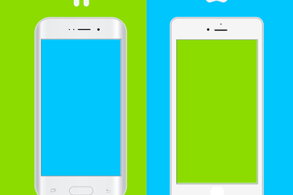 Salah Satu Persaingan Ketat di Dunia, Android VS IOS