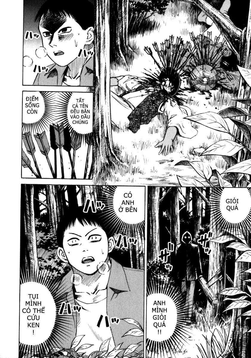 Higanjima chapter 26 trang 19