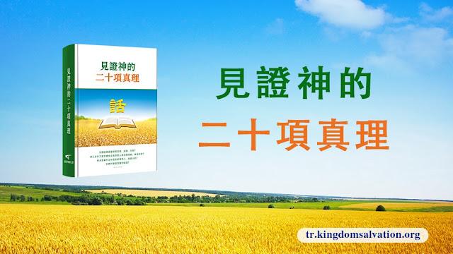 東方閃電-全能神-全能神教會書籍