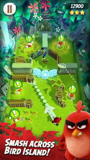 Angry Birds Action Apk Mod Unlimited Gems And Coins Free Download For Android