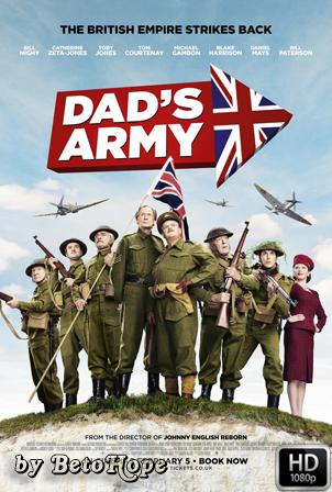 Dad's Army: El Peloton Rechazado [1080p] [Latino-Ingles] [MEGA]