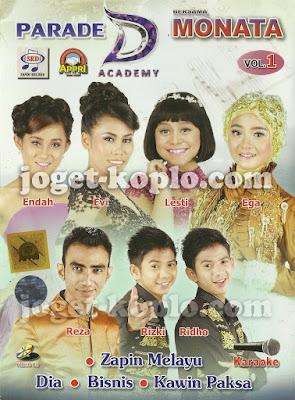 Monata Parade D'Academy Vol 1 2016