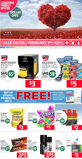 Guardian Drugs Canada Flyer February 8 - 14, 2018