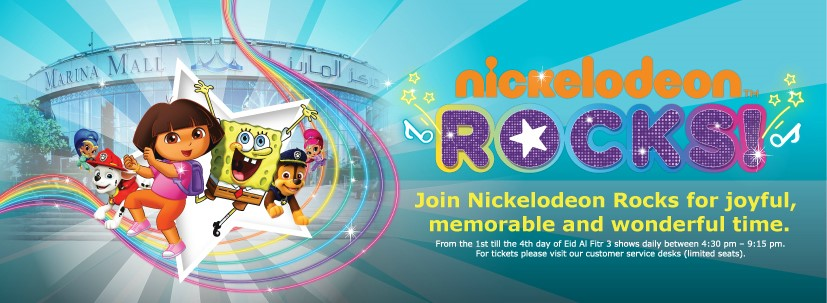 NickALive!: Nickelodeon Arabia to Celebrate Eid Al Fitr with