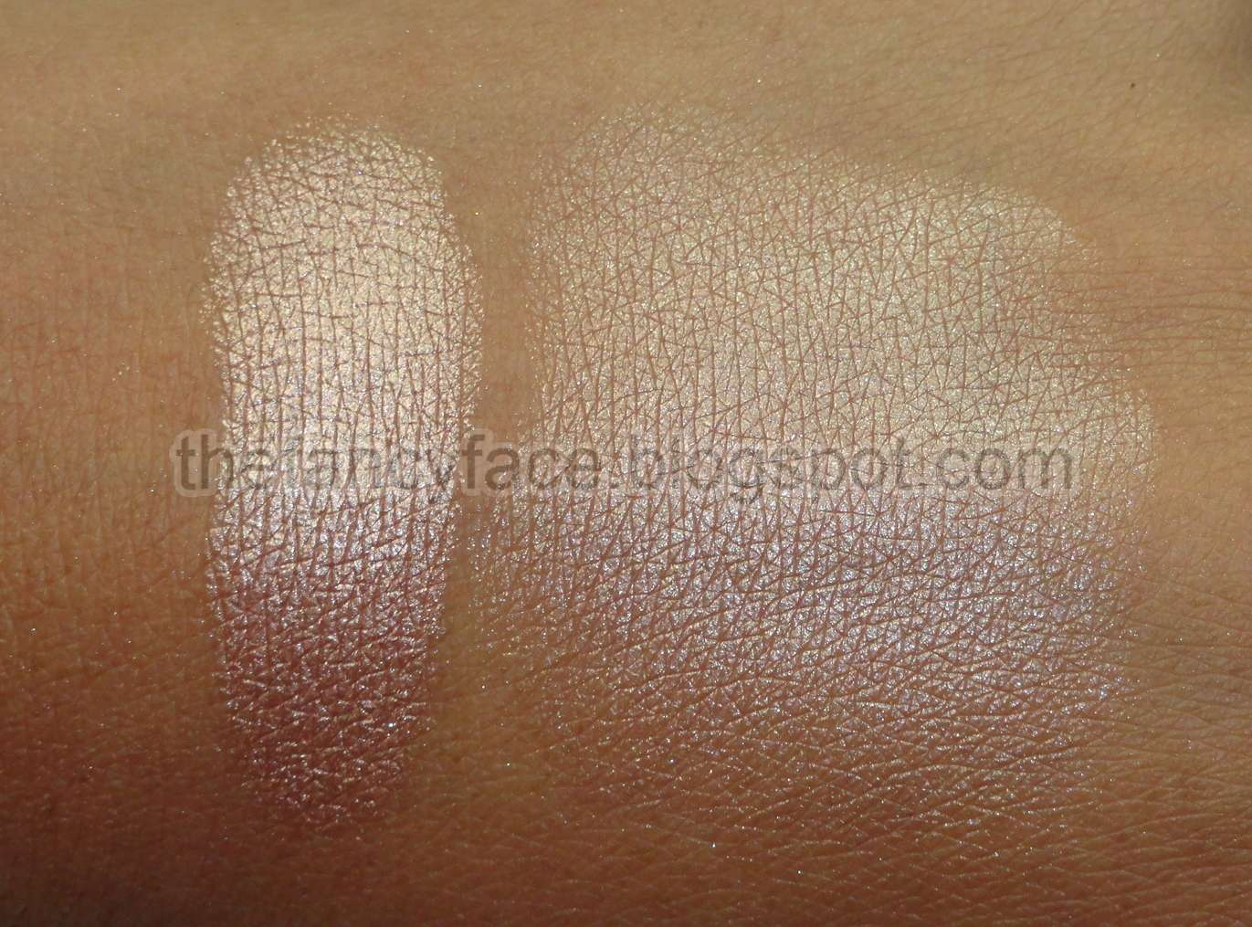 The Fancy Face Mac Extra Dimension Skinfinishes Superb
