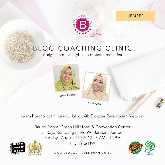 blog coaching clinic jember