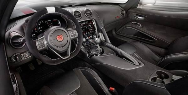2017 Dodge Viper SRT Luxury In Canada