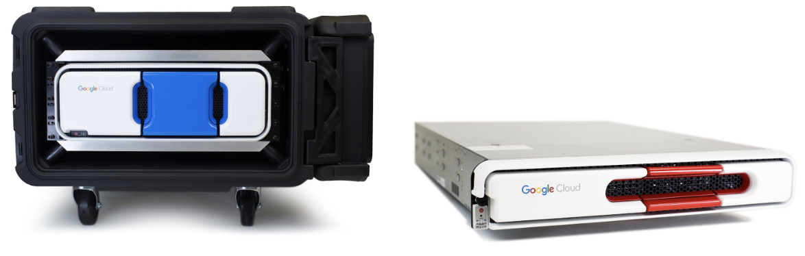 Google Cloud Platform Blog: Bust a move with Transfer Appliance, now