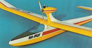 My first glider