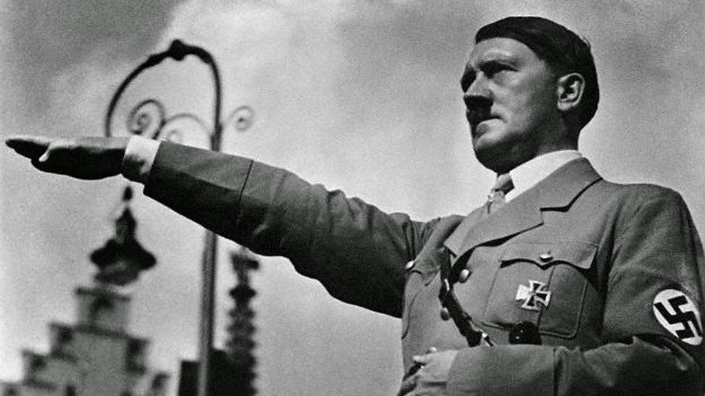 Resultado de imagem para Adolf, o famoso alemão