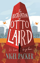 The Restoration of Otto Laird by Nigel Packer book cover